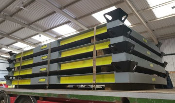 Universal Crane Mats Ltd - The UK load spread specialists - Steel
